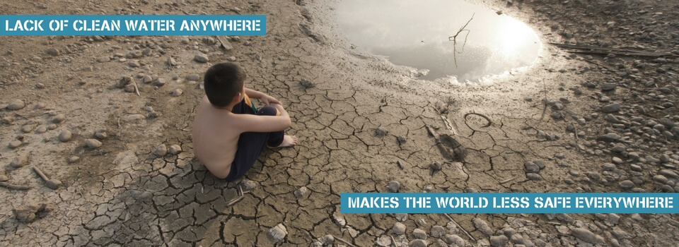 Why We're Focused On The Water Crisis: A Veteran Perspective